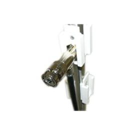 BLOC PRISE AU RAIL AVEC FLEXIBLE 1.5m. 02 – N20 – AIR MEDICALE – VIDE